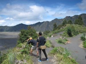 Mengabadikan Gunung Bromo
