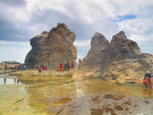 Rock Formation @Klayar